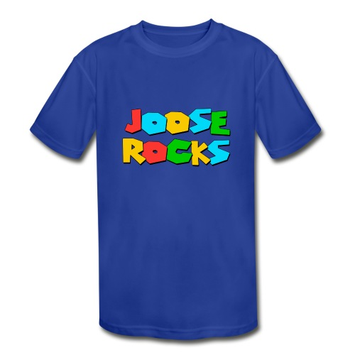 Super Joose Rocks - Kids' Moisture Wicking Performance T-Shirt