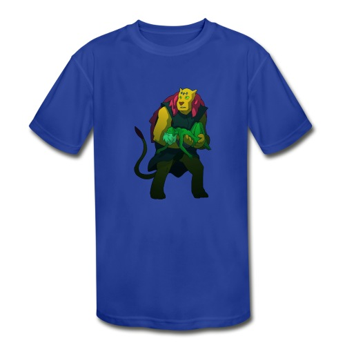 Nac And Nova - Kids' Moisture Wicking Performance T-Shirt