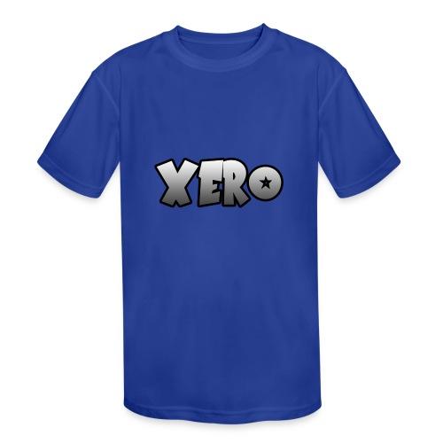 Xero (No Character) - Kids' Moisture Wicking Performance T-Shirt