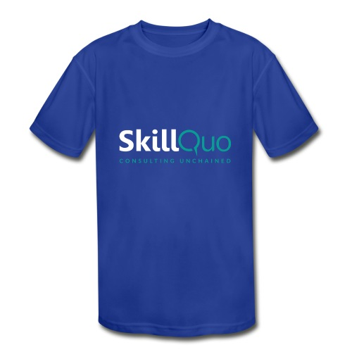 Consulting Unchained - EcoFriendly - Kids' Moisture Wicking Performance T-Shirt