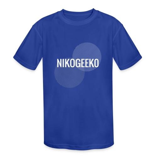 Nikogeek0 - Kids' Moisture Wicking Performance T-Shirt