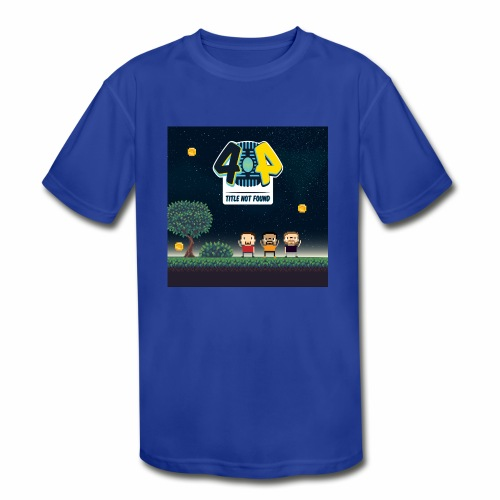 Logo and avatars - Kids' Moisture Wicking Performance T-Shirt