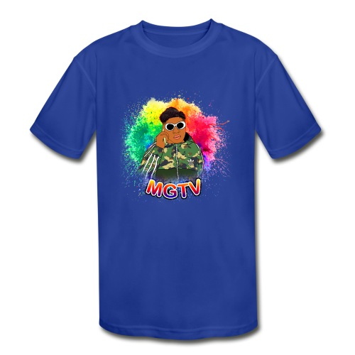NEW MGTV Clout Shirts - Kids' Moisture Wicking Performance T-Shirt