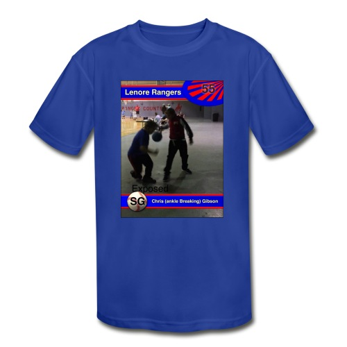 Basketball merch - Kids' Moisture Wicking Performance T-Shirt