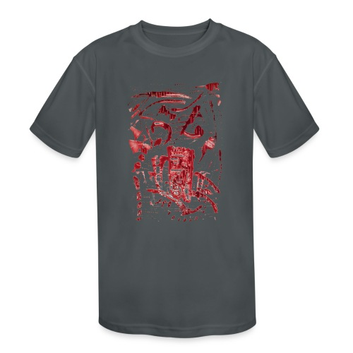 Xasl - Kids' Moisture Wicking Performance T-Shirt