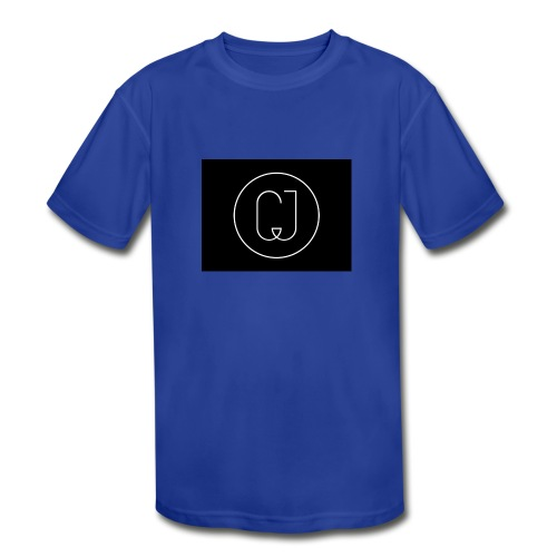 CJ - Kids' Moisture Wicking Performance T-Shirt