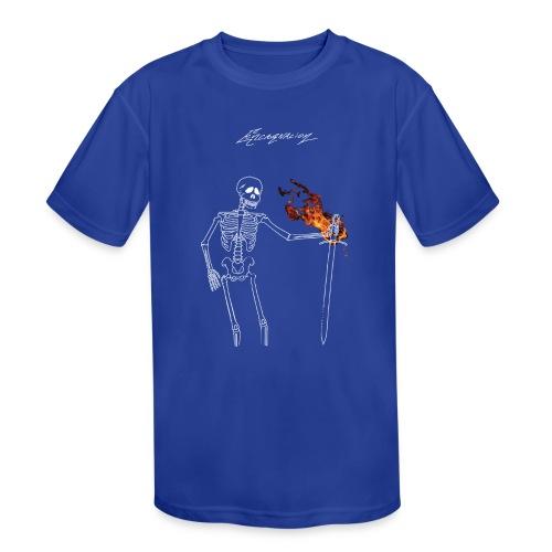 Dissent - Kids' Moisture Wicking Performance T-Shirt