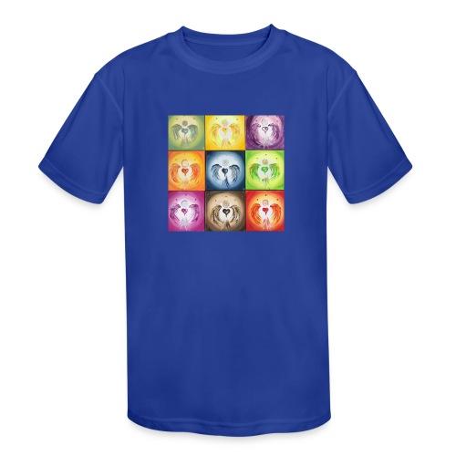 heartangel Mix - Kids' Moisture Wicking Performance T-Shirt