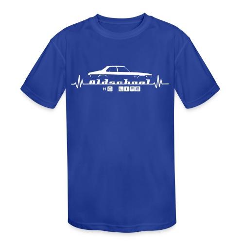 hq 4 life - Kids' Moisture Wicking Performance T-Shirt
