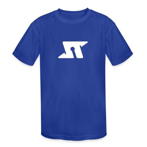 Spaceteam Logo - Kids' Moisture Wicking Performance T-Shirt