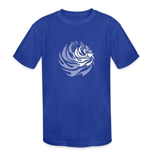 Fire Dragon - Kids' Moisture Wicking Performance T-Shirt