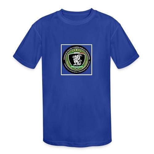 Its for a fundraiser - Kids' Moisture Wicking Performance T-Shirt