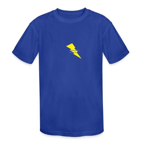 RocketBull Shirt Co. - Kids' Moisture Wicking Performance T-Shirt