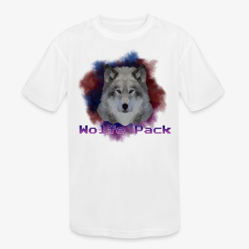 Wolfe Pack - Kids' Moisture Wicking Performance T-Shirt