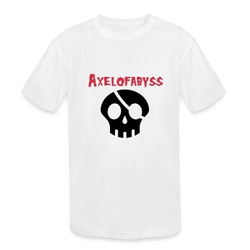 skull pirate 2 - Kids' Moisture Wicking Performance T-Shirt