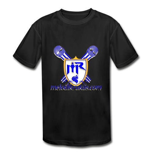 MR com - Kids' Moisture Wicking Performance T-Shirt