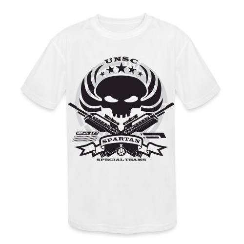 UNSC Special Teams - Kids' Moisture Wicking Performance T-Shirt