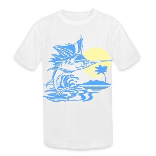 Sailfish - Kids' Moisture Wicking Performance T-Shirt
