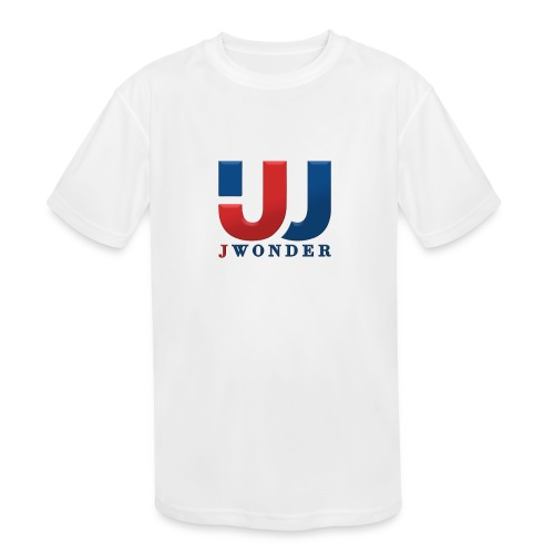 jwonder brand - Kids' Moisture Wicking Performance T-Shirt