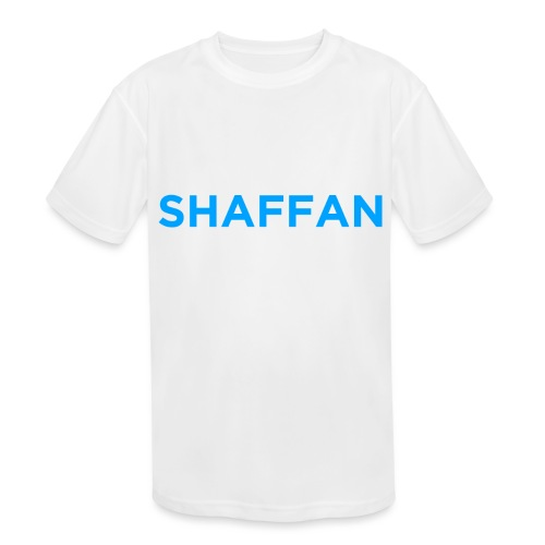Shaffan - Kids' Moisture Wicking Performance T-Shirt