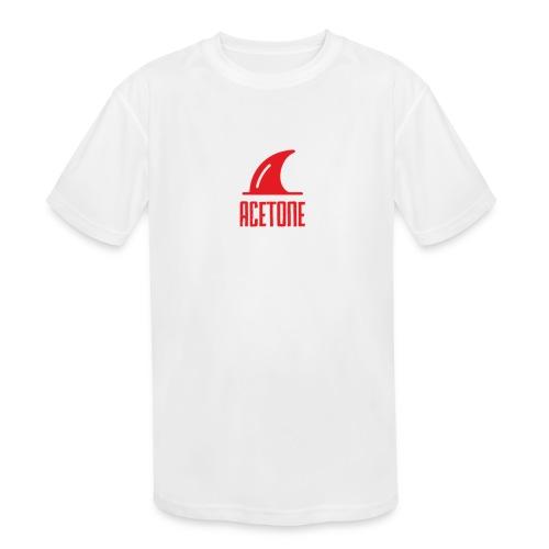 ALTERNATE_LOGO - Kids' Moisture Wicking Performance T-Shirt