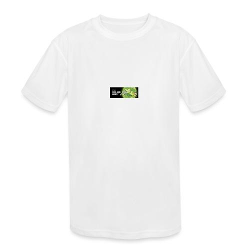 flippy - Kids' Moisture Wicking Performance T-Shirt