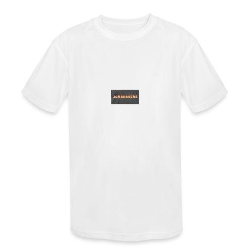 JORANADERBRO - Kids' Moisture Wicking Performance T-Shirt