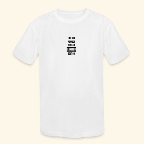 One of a kind - Kids' Moisture Wicking Performance T-Shirt
