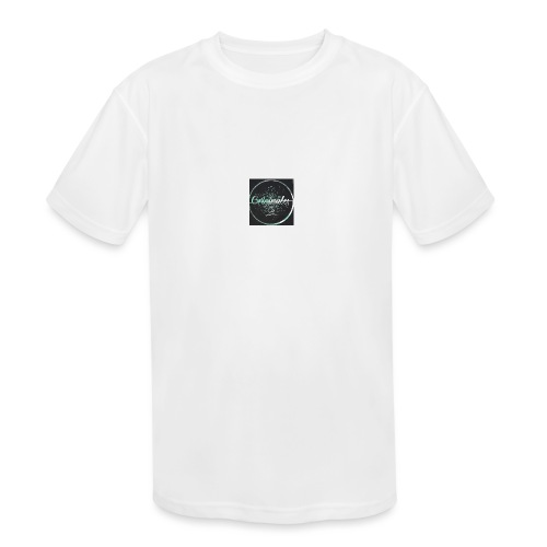 Originales Co. Blurred - Kids' Moisture Wicking Performance T-Shirt