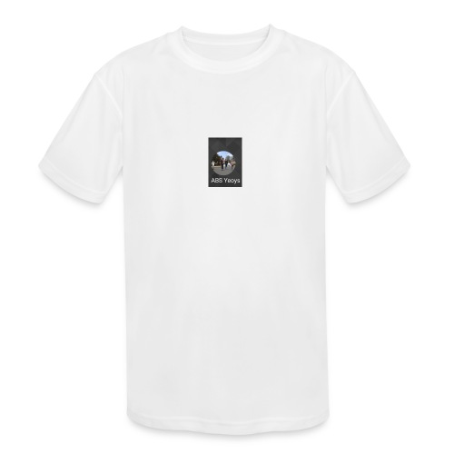 ABSYeoys merchandise - Kids' Moisture Wicking Performance T-Shirt