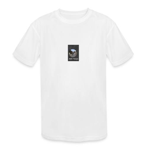 ABSYeoys merchandise - Kids' Moisture Wicking Performance T-Shirt