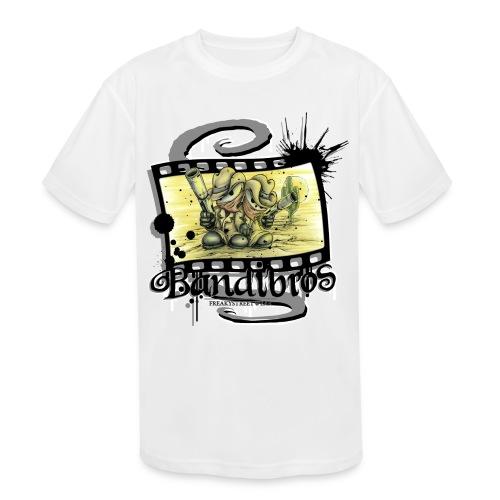 Bandibros II - Kids' Moisture Wicking Performance T-Shirt