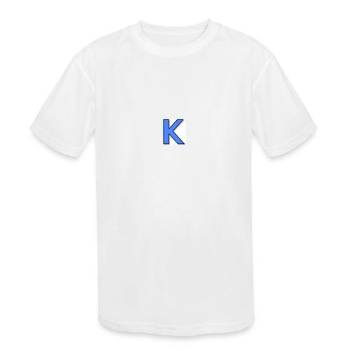 Kickstarkid K - Kids' Moisture Wicking Performance T-Shirt