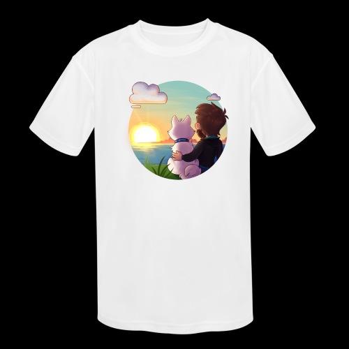xBishop - Kids' Moisture Wicking Performance T-Shirt