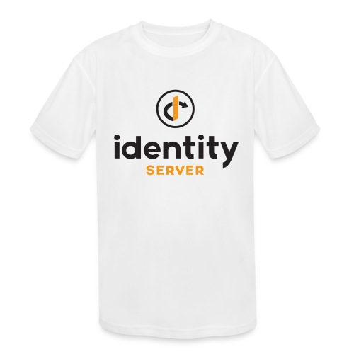 Idenity Server Mug - Kids' Moisture Wicking Performance T-Shirt