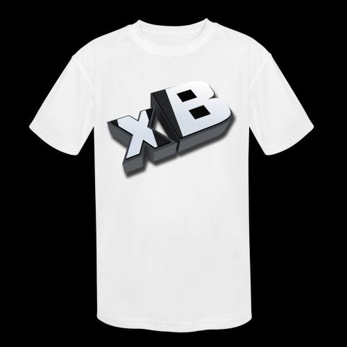 xB Logo - Kids' Moisture Wicking Performance T-Shirt