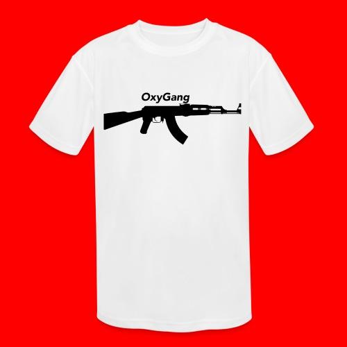 OxyGang: AK-47 Products - Kids' Moisture Wicking Performance T-Shirt