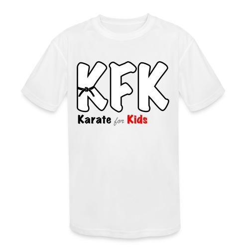 KFK design - Kids' Moisture Wicking Performance T-Shirt