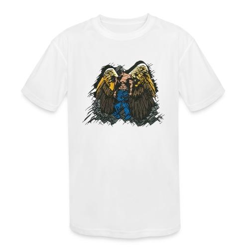 Angel - Kids' Moisture Wicking Performance T-Shirt