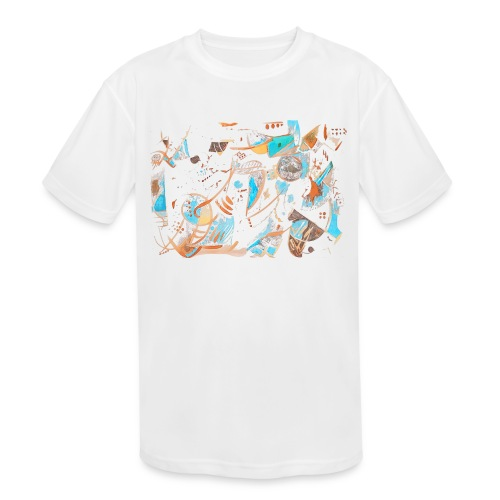 Firooz - Kids' Moisture Wicking Performance T-Shirt