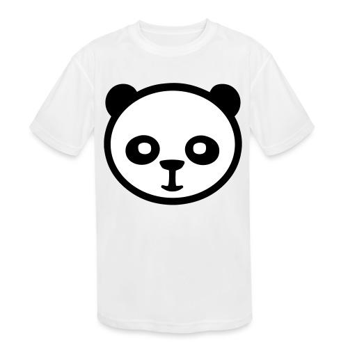 Panda bear, Big panda, Giant panda, Bamboo bear - Kids' Moisture Wicking Performance T-Shirt