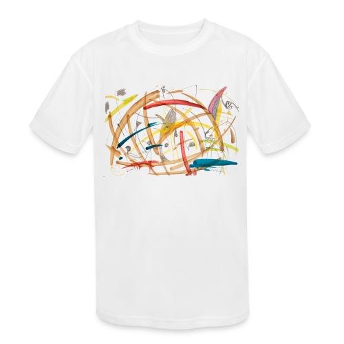 Farm - Kids' Moisture Wicking Performance T-Shirt