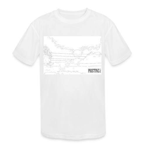 SunLines - Kids' Moisture Wicking Performance T-Shirt