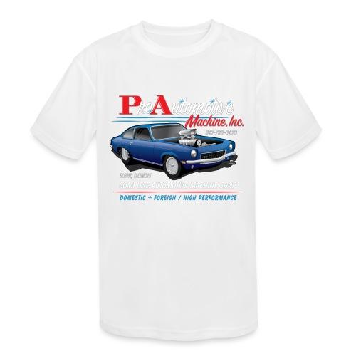 ProAutoTeeDesign062317fin - Kids' Moisture Wicking Performance T-Shirt