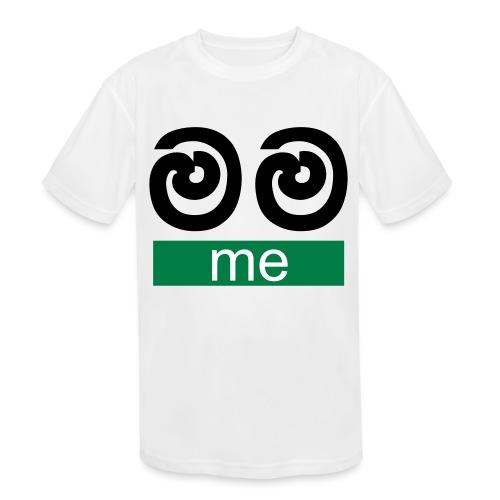 Mama (Me) - Kids' Moisture Wicking Performance T-Shirt