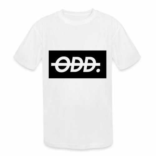 Odyssey Brand Logo - Kids' Moisture Wicking Performance T-Shirt