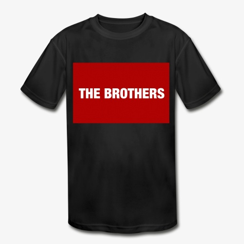 The Brothers - Kids' Moisture Wicking Performance T-Shirt