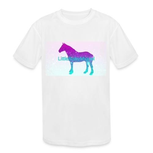 LittleBabyMiguel Products - Kids' Moisture Wicking Performance T-Shirt