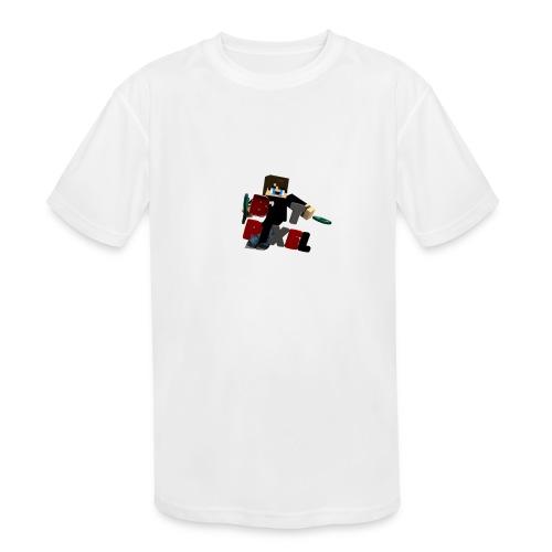Batpixel Merch - Kids' Moisture Wicking Performance T-Shirt