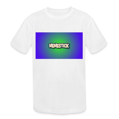 memestick symbol - Kids' Moisture Wicking Performance T-Shirt